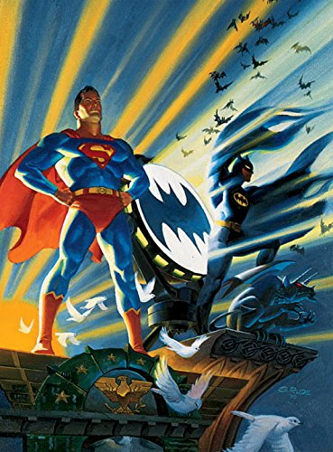 World's Finest (Deluxe) (Superman/Batman) (1401218091) by Dave Gibbons
