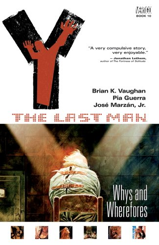 9781401218133: Y The Last Man TP Vol 10 Whys And Wherefores