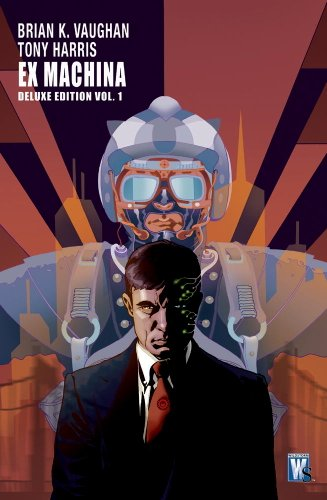 9781401218140: Ex Machina Deluxe Edition HC Vol 01