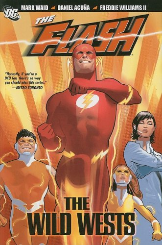 9781401218287: The Flash: The Wild Wests