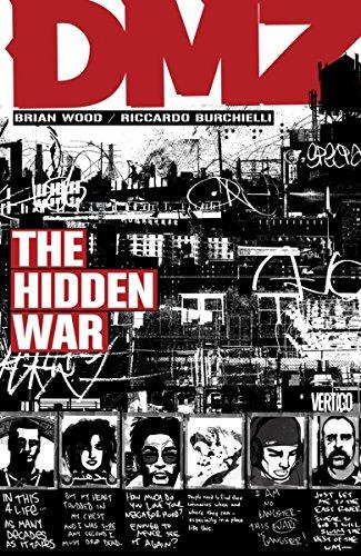 9781401218331: DMZ Vol. 5: The Hidden War