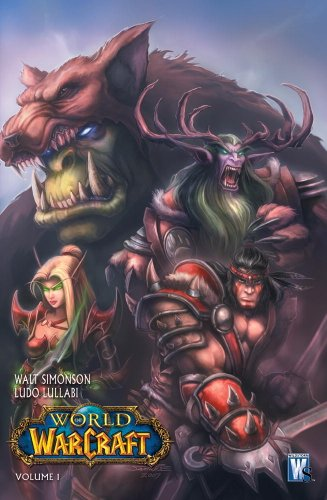 World of Warcraft, Vol. 1