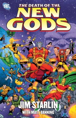 9781401218393: Death of the New Gods