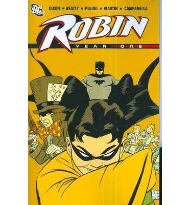 9781401218461: Robin Year One