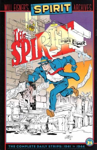 9781401218560: WILL EISNERS SPIRIT ARCHIVES 25 HC (Spirit Archives (Graphic Novels))