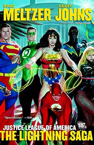 9781401218690: Justice League Of America Lightning Saga TP (Justice League (DC Comics) (paperback))