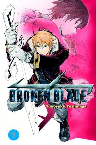 9781401218829: Broken Blade Vol. 1