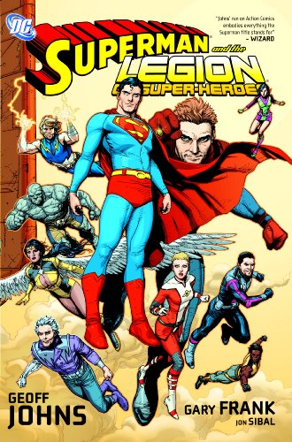 9781401219048: Superman and the Legion of Super-Heroes