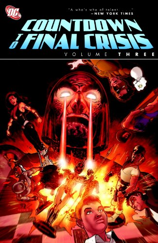 9781401219116: Countdown To Final Crisis TP Vol 03