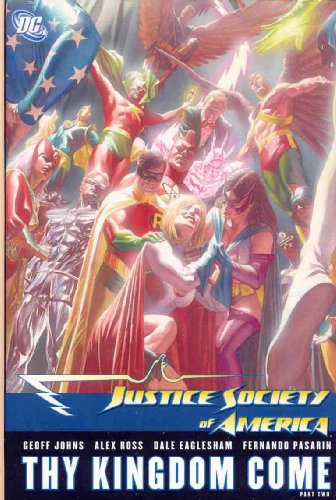9781401219147: Jsa HC Vol 03 Thy Kingdom Come Part 2 (Justice Society of America)