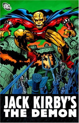 9781401219161: Jack Kirby's The Demon