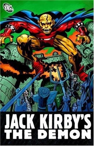 9781401219161: Jack Kirby's The Demon