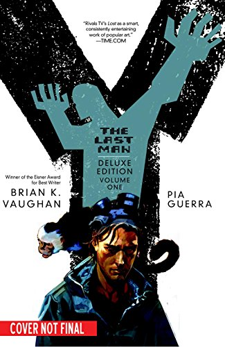 9781401219215: Y: The Last Man, Book 1, Deluxe Edition