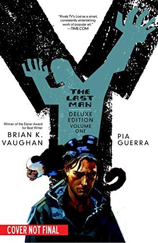 9781401219215: Y: The Last Man, Book 1, Deluxe Edition