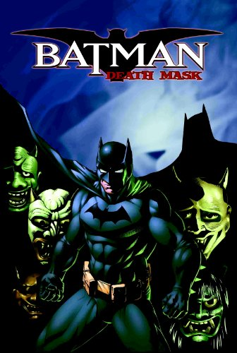 9781401219246: Batman Death Mask Collected Edition