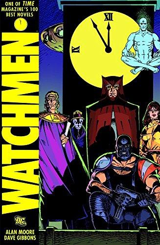9781401219260: Watchmen HC