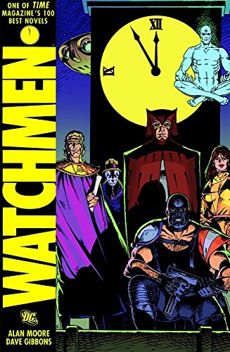 Watchmen [SIGNED by Dave Gibbons]: Moore, Alan; Dave Gibbons