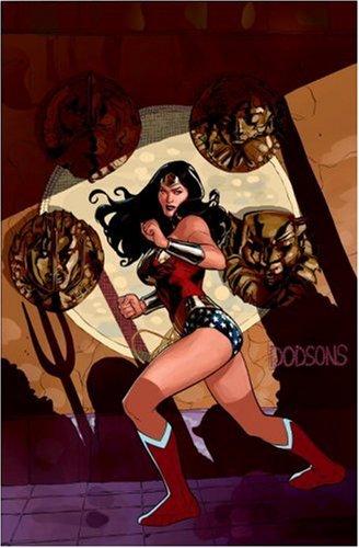 9781401219321: Wonder Woman: The Circle
