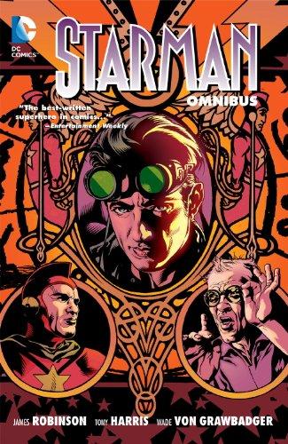 9781401219376: The Starman Omnibus Vol. 1