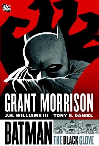 9781401219451: Batman: The Black Glove