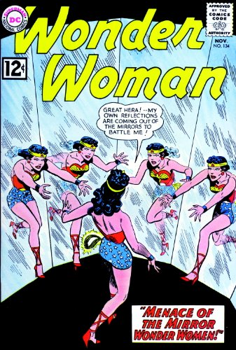 Showcase Presents Wonder Woman Vol. 2 (1401219489) by Kanigher, Robert; Andru, Ross