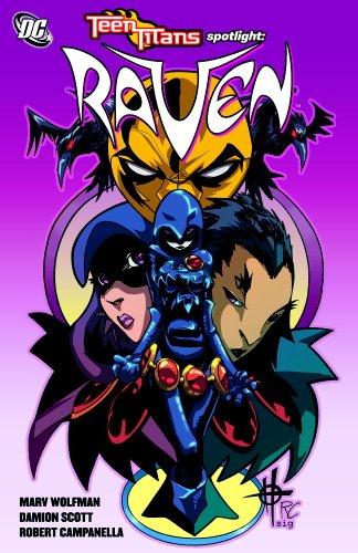 9781401219536: Teen Titans Spotlight: Raven