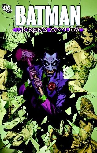 9781401219550: Joker's Asylum