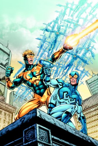 9781401219567: Booster Gold: Blue and Gold