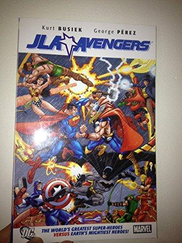 9781401219574: JLA/Avengers
