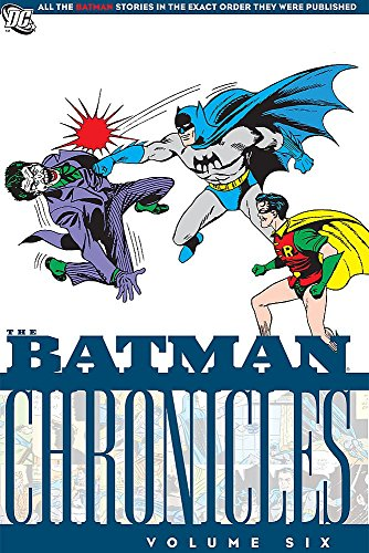 Batman Chronicles Vol. 06: Finger, Bill