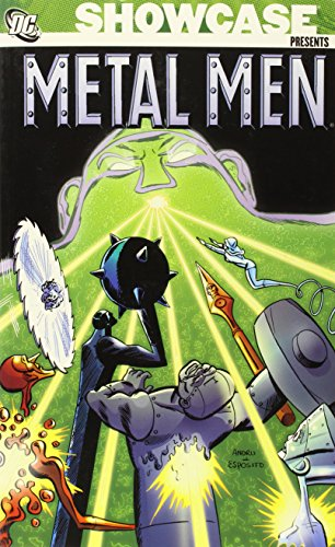 9781401219765: Showcase Presents Metal Men TP Vol 02