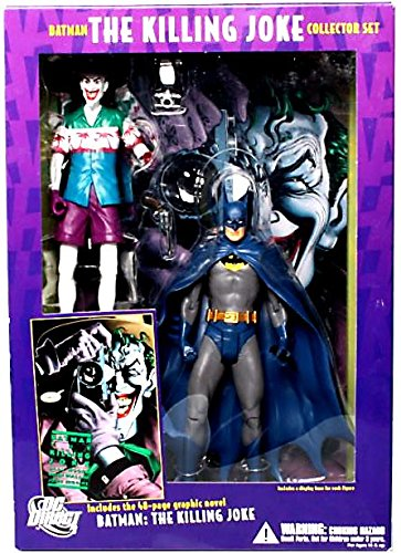 9781401219895: BATMAN THE KILLING JOKE COLLECTORS SET