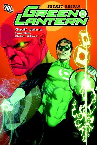 9781401219901: Green Lantern: Secret Origin