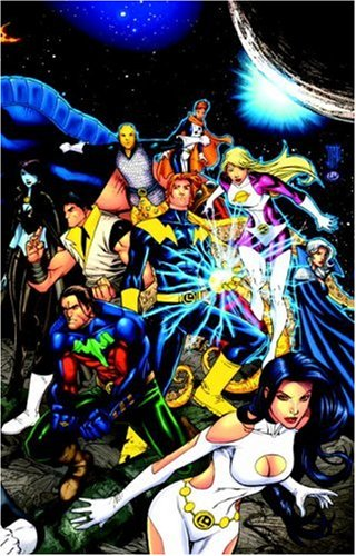 Legion of Super-Heroes: Enemy Rising: Jim Shooter