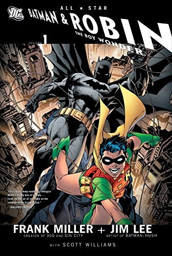 9781401220082: All Star Batman and Robin, the Boy Wonder