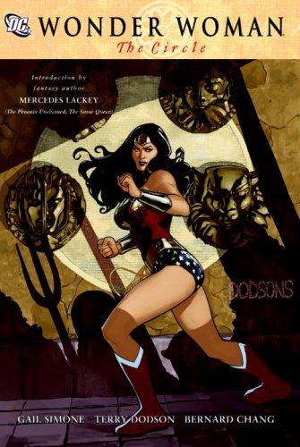9781401220112: Wonder Woman: The Circle