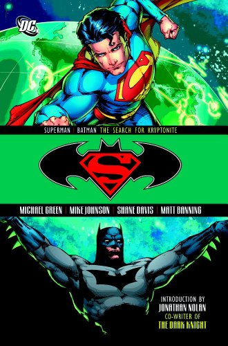 Superman Batman: The Search for Kryptonite