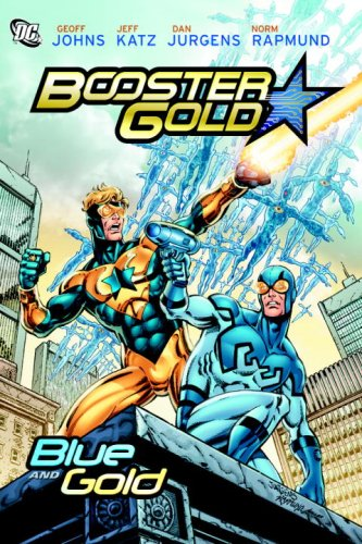 9781401220143: Booster Gold Blue And Gold TP
