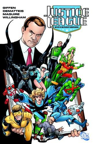9781401220204: Justice League International, Vol. 2