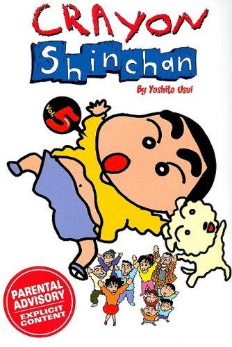 9781401220259: Crayon Shinchan Vol. 05 (Crayon Shinchan - Reissue)