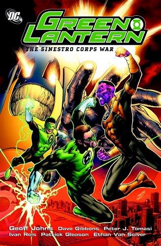 9781401220365: Sinestro Corps War, Volume 2 (Green Lantern (Graphic Novels))