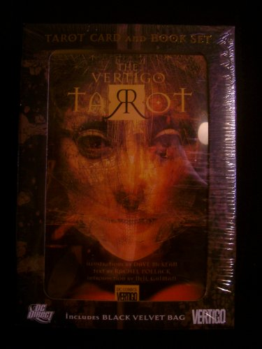 9781401220426: The Vertigo Tarot Card and Book Set The Vertigo Tarot Card and Book Set