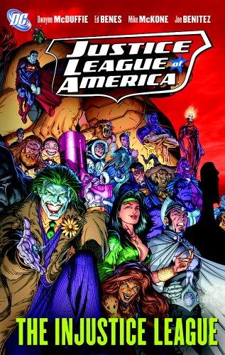 9781401220501: Justice League of America: The Injustice League