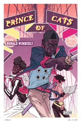 9781401220686: Prince Of Cats TP