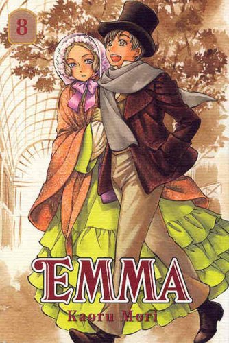 Emma, Vol. 8: Mori, Kaoru