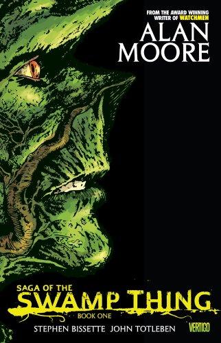 Saga of the Swamp Thing, Book 1: Alan Moore
