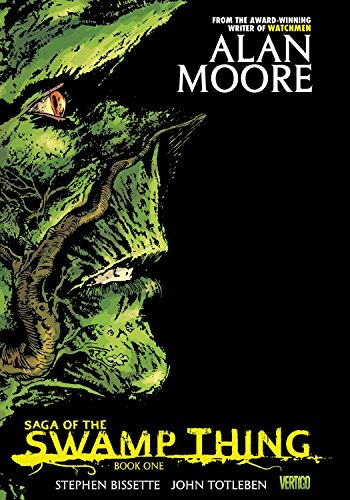 Saga of the Swamp Thing, Book 1 (1401220835) by Alan Moore