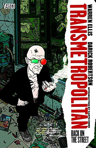 9781401220846: Transmetropolitan 1: Back on the Street