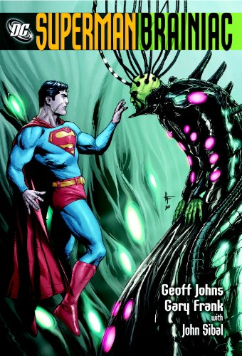 9781401220877: Superman Brainiac HC