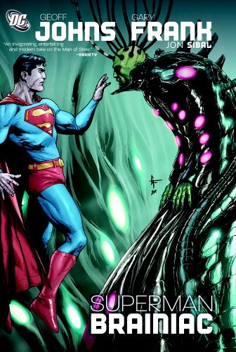 9781401220884: Superman: Brainiac